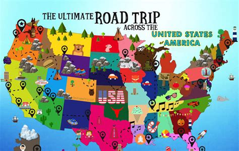 ultimate road trip usa top 10 amazing road trips across the usa
