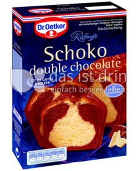 schoko kuchen dr oetker dr oetker schoko kuchen chocolate 438 0 kalorien