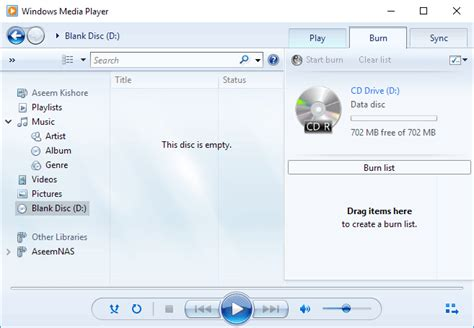 format burned cd r how to burn cds dvds and blu ray discs in windows