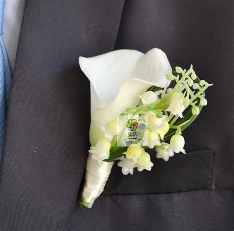 Wrist Corsage Groom Brooch Boutonniere Pin Bunga Bridesmaid 4 popular buy cheap lots from china