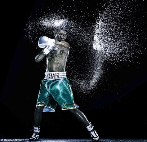 swinging punch howard schatz s graphic photographs of boxers show how