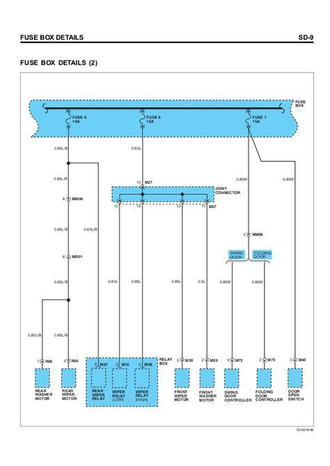 95 hyundai accent wiring diagram ford aerostar wiring