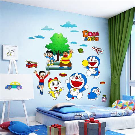 doraemon wallpaper for room aliexpress com buy cartoon doraemon a dream doraemon
