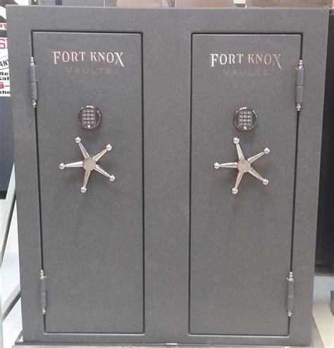 fort defender 6052 door gun and jewelry safe