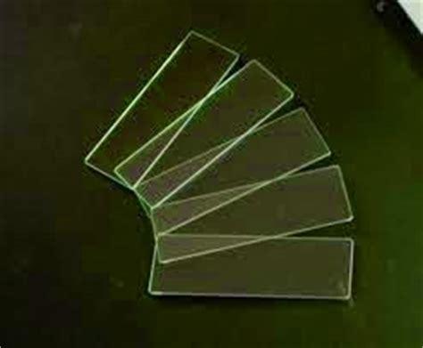 Cover Glass Dan Objek Glass Pengenalan Alat Pratikum Mikrobiologi Dunia Perikanan