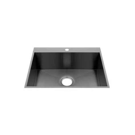 julien urbanedge collection topmount sink with single bowl