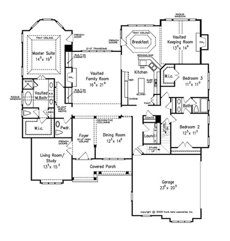Frank Betz Floor Plans by Wilson Bridge Home Plans And House Plans By Frank Betz
