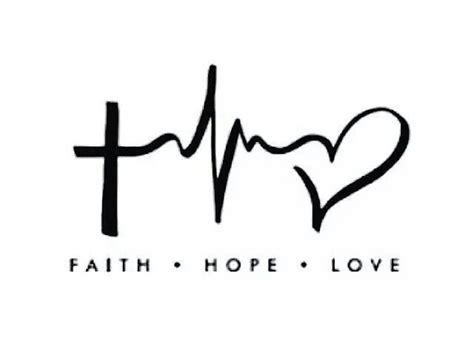 17 Best ideas about Faith Hope Love on Pinterest   Hope love, Faith hope love tattoo and Faith