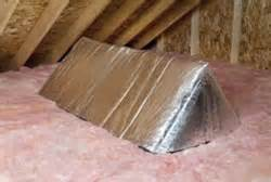 attic stairway insulator residential insulation owens corning