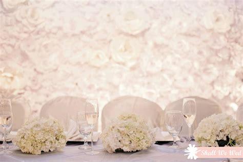 Wedding Backdrop Kl by Beautiful Wedding Reception Backdrops Handmade Weddings On