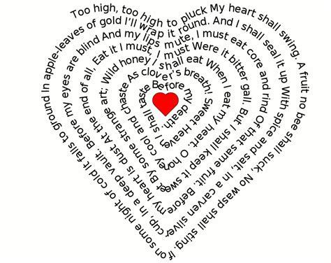 valentine heart festisite