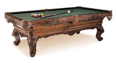 wood pool table symphony pool table luxurious solid wood carvings