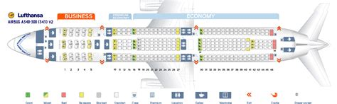 best seats on atlantic airbus a330 300 seat map airbus a340 300 lufthansa best seats in plane
