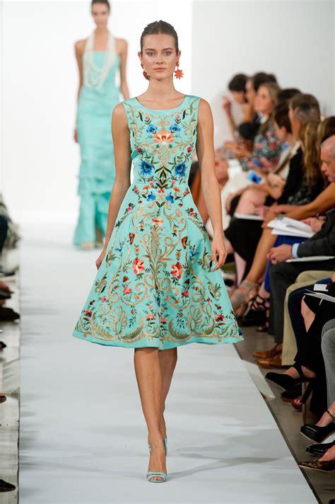 New York Fashion Week Oscar De La Renta by Oscar De La Renta 2014 The Best New York Fashion