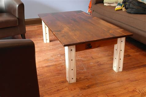 diy reclaimed wood coffee table plans  woodworking