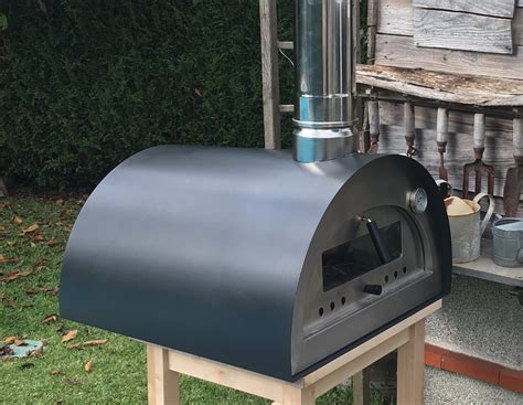 mobile wood fired oven portable wood fired pizza oven the outdoor pizza oven shop
