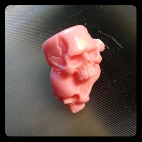 wax pattern in casting 2 skull ring wax patterns for lost wax casting size 5