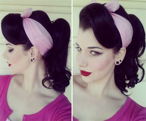 best pin up the best 30 pin up hairstyles for glamorous retro