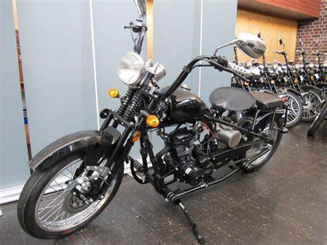 125ccm Motorrad Oldschool by Motorrad 125 Ccm Chopper Old School Style Bobber