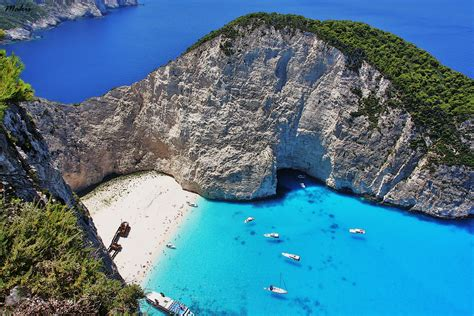 best beaches in the world to visit navagio shipwreck beach how the shipwreck became a