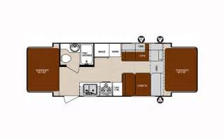 Surveyor Travel Trailers Floor Plans by Forest River Surveyor Lightweight Travel Trailers