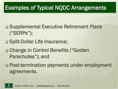 457 f supplemental retirement plan ppt non qualified deferred compensation for credit