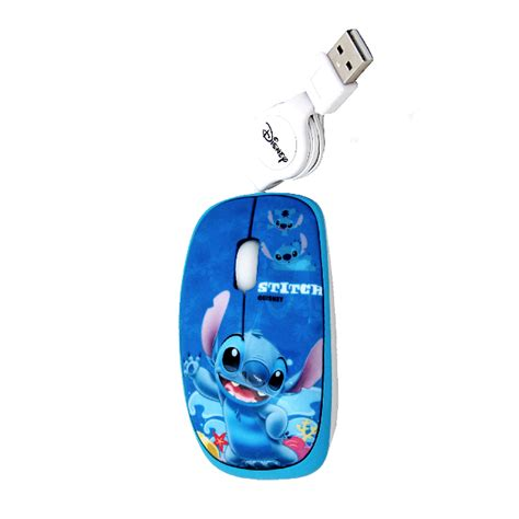 Optical Mouse Retract Disney Magical Termurah disney stitch usb optical mouse on carousell