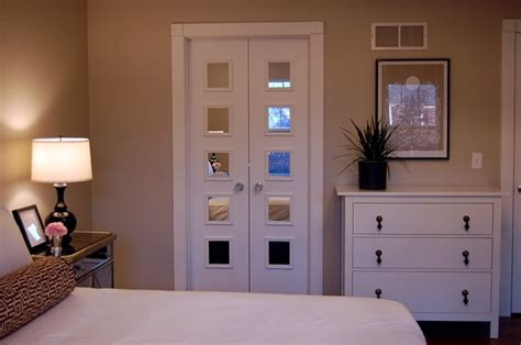 cool bedroom doors cool mirror idea on closet door bedrooms