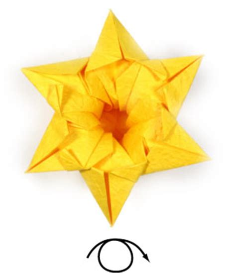 origami daffodil how to make an origami daffodil flower page 21