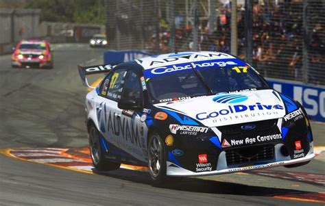 australian  race  weekend volvo   pole drive safe  fast