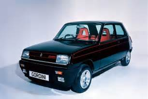 Renault Gordini Turbo Renault 5 Gordini Turbo Classic Car Review Honest