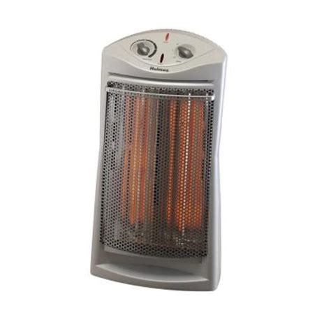 quartz tower portable heater hqh307 the home depot
