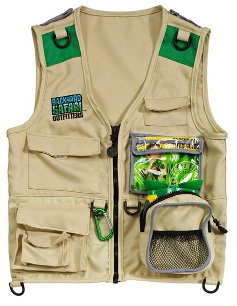 Backyard Safari Cargo Vest by Pin By Gabby M On Munchkins