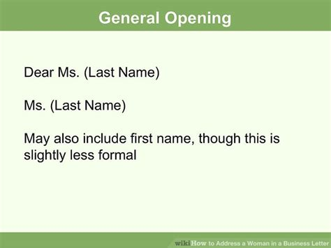 how to address letter how to address a in a business letter 7 steps