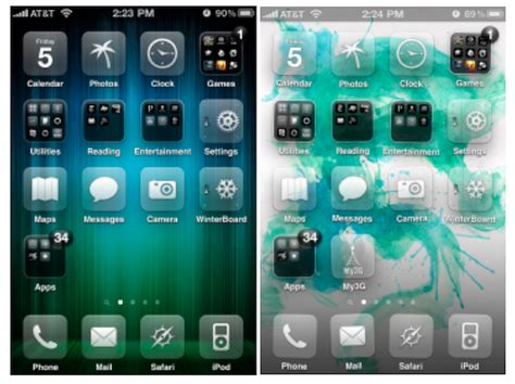 background themes cydia top 5 cydia themes on iphone ipad ipod touch november 2012