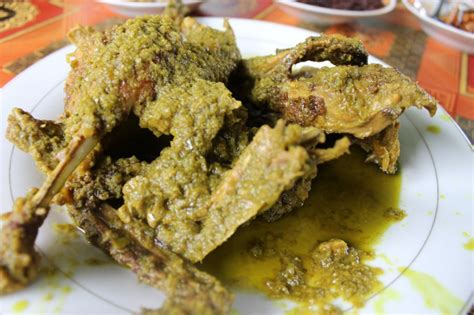 makanan khas sumatera barat wisata kuliner