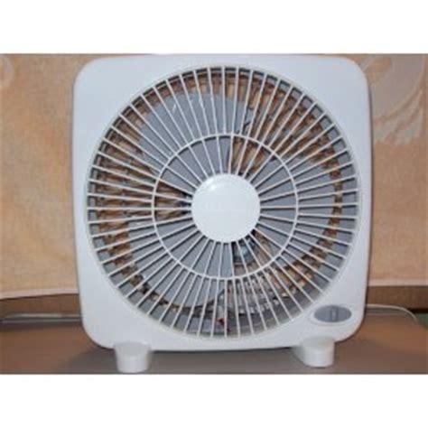 Massey Desk Fan by Massey Personal 9 Inch Box Fan White B000vcpfq6 Air