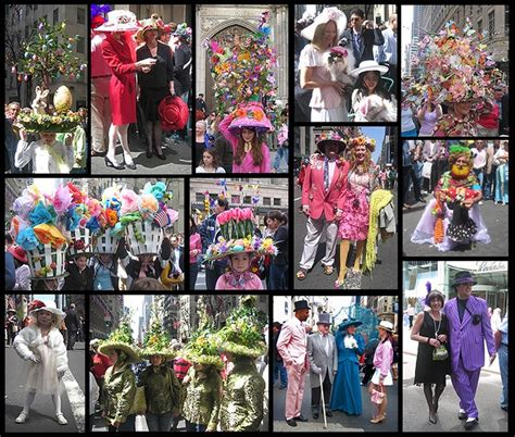To The Easter Parade In New York by Clique York