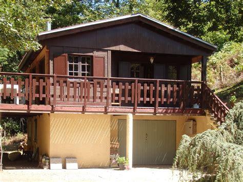 ferienhaus rü 4 schlafzimmer idyllisches chalet in l 228 ndlicher umgebung an einem fluss