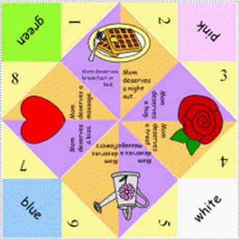 Fortune Teller Origami Printable - fortune teller quotes like success