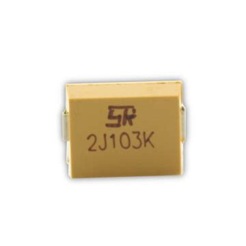 polypropylene capacitor smd polypropylene capacitor comes in smd configuration