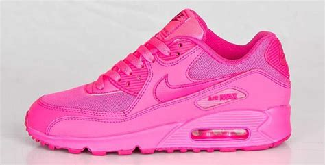 Nike Airmax Pink nike air max 90 gs quot hyper pink quot