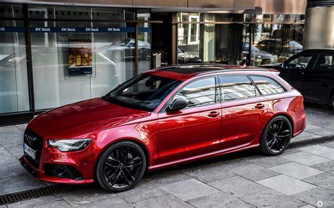 Audi Rs6 Rot by Audi Rs6 Avant C7 19 March 2015 Autogespot