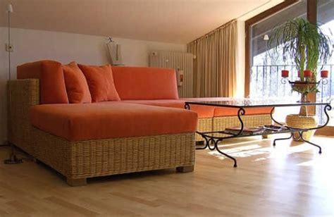 Eichenmöbel Wohnzimmer by Rattan Ecksofa Wohnzimmer Loungem Bel Indoor Gebraucht Gt