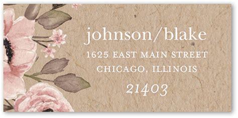 Wedding Paper Divas Address Labels by Delightful Blooms Address Label By Jae Shutterfly