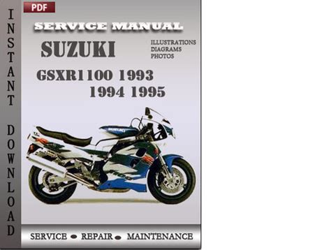 small engine repair manuals free download 1996 suzuki sidekick electronic throttle control suzuki gsxr1100 1993 1994 1995 factory service repair manual downlo