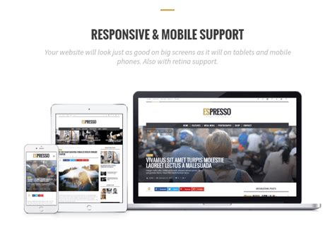 newspaper theme help espresso magazine newspaper wordpress theme by envirra