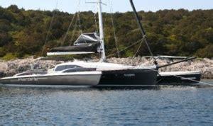 trimaran review multi hull reviews and travel guide