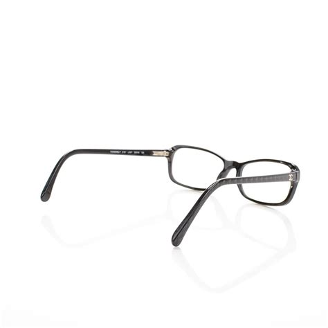 chanel acetate cc eyeglasses frames 3191 black 140631