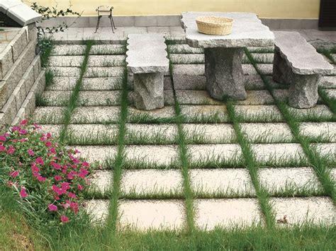 come si posano le piastrelle oltre 20 migliori idee su pavimentazione da giardino su